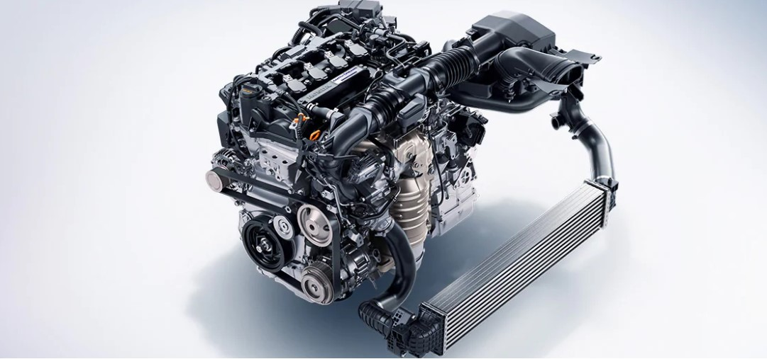 2020 Honda Accord Engine