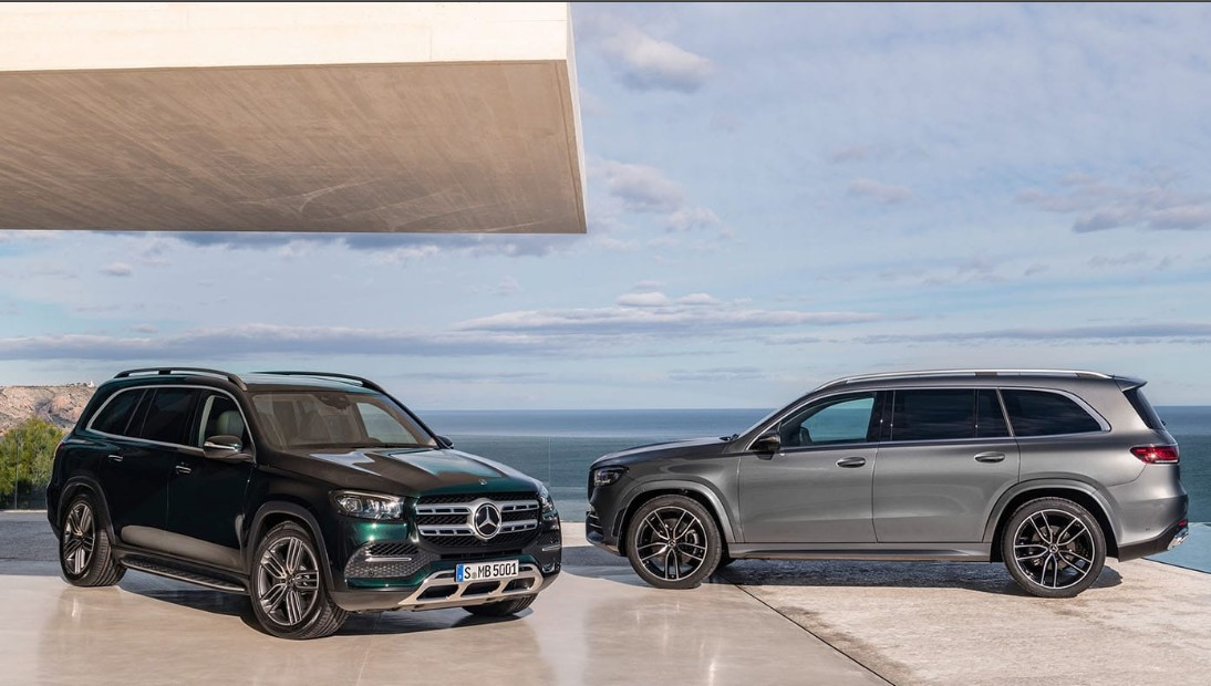 2020 Mercedes GLS 450 Redesign